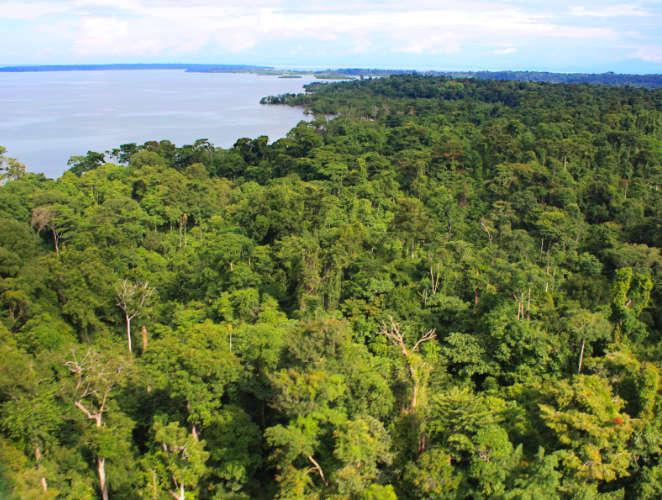 Isla Popa, Bocas del Toro