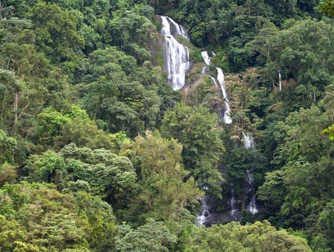 Waterfall Bonyic, Bocas del Toro