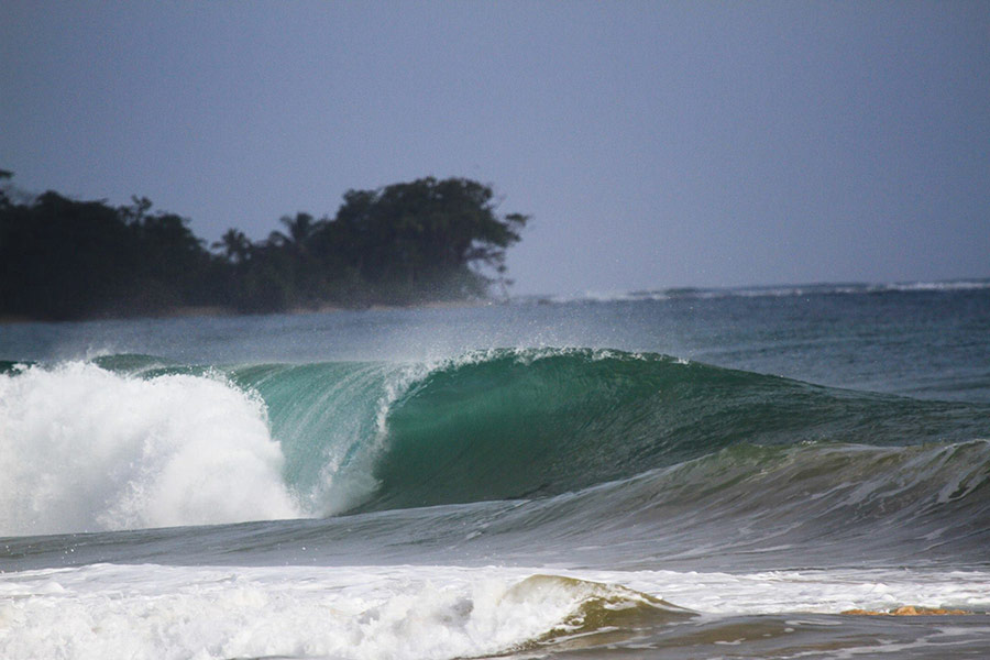 Where to Learn to Surf in Bocas del Toro