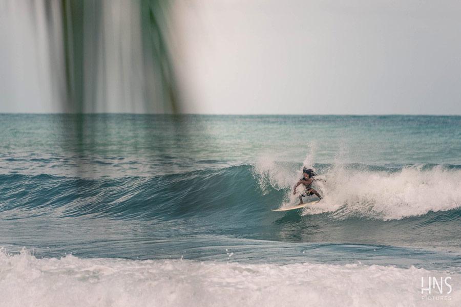 Learn to surf in Bocas del Toro. Photo by: HNS Pictures